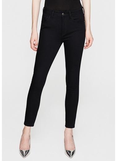 Mavi Jean Pantolon | Tess - Super Skinny Siyah